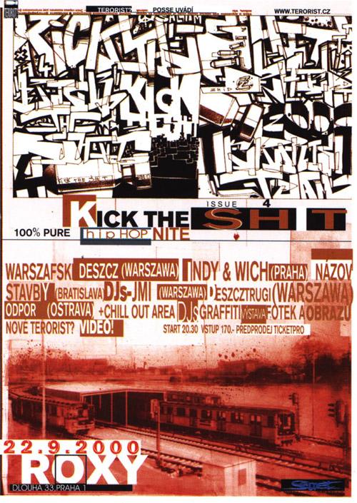 KICK THE SHIT 2000