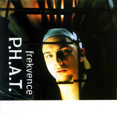 PHAT - Frekvence P.H.A.T. - booklet - front