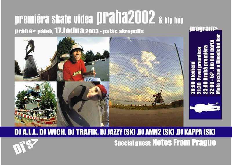 Praha 2002 premiéra