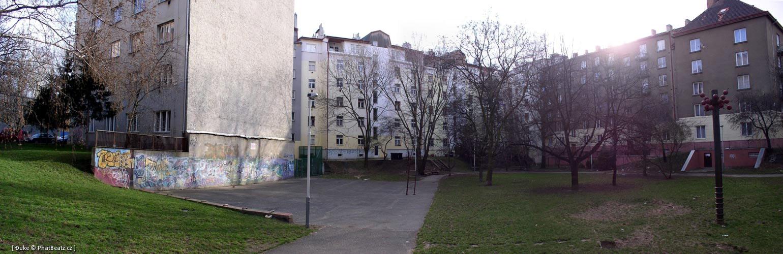 Berlínské trio na Palmovce