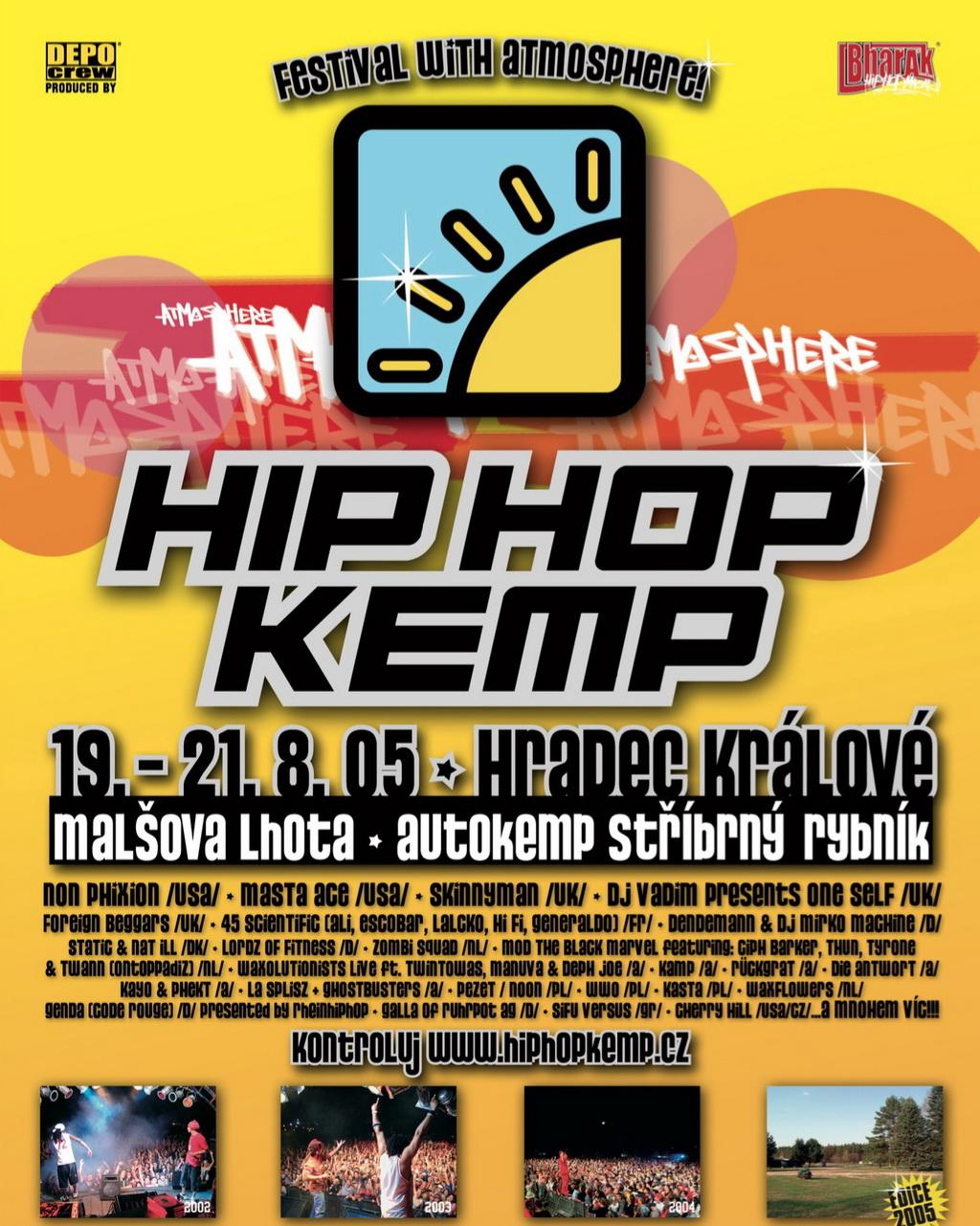 Hip Hop Kemp 2005