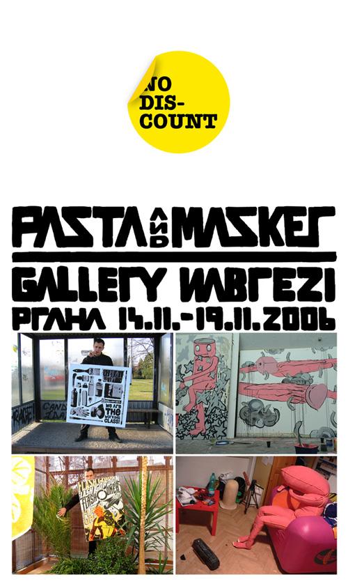 NO DISCOUNT - Pasta & Masker
