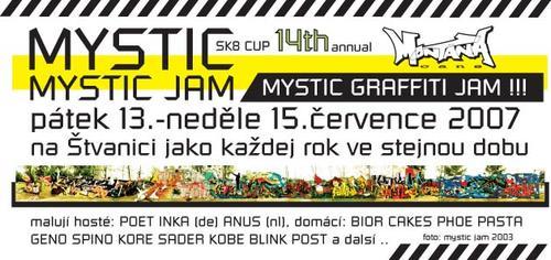 Mystic Sk8 Cup 2007