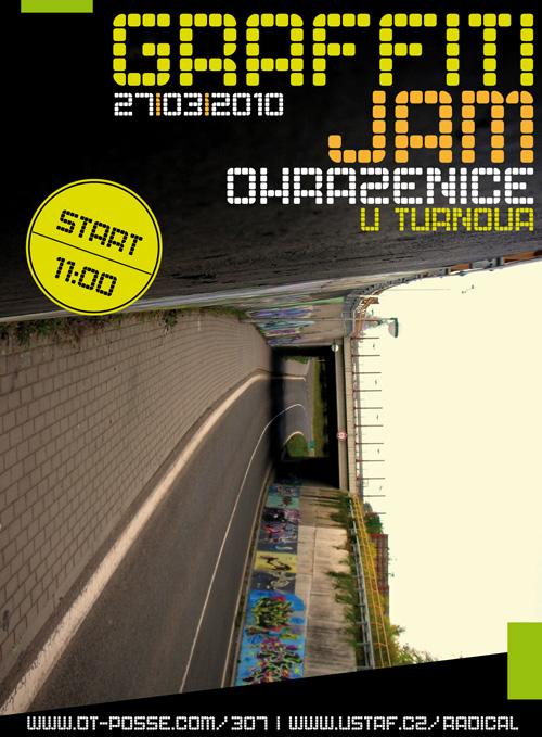 Graffiti Jam - Ohrazenice u Turnova