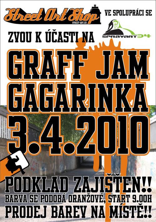 Gagarinka Jam