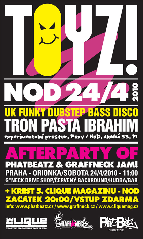 PhatBeatz & GraffNeck Jam