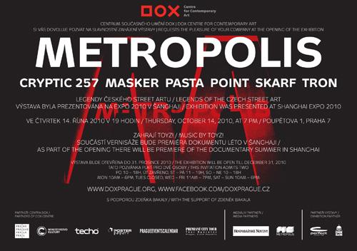 METROPOLIS - DOX