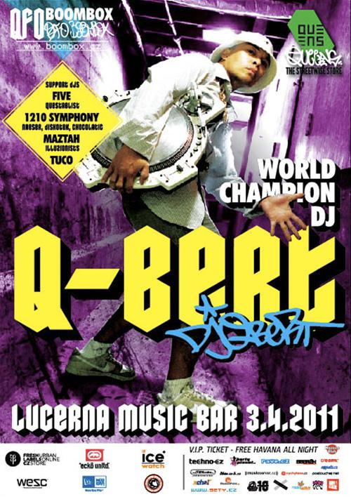 DJ Q-Bert - LMB