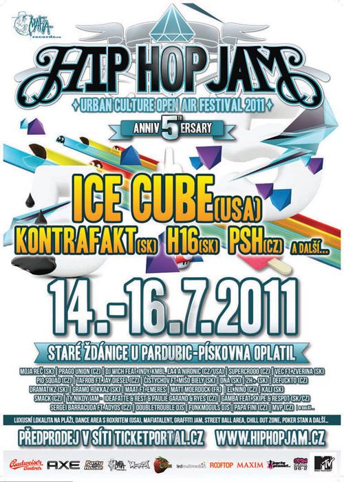 HIP HOP JAM 2011
