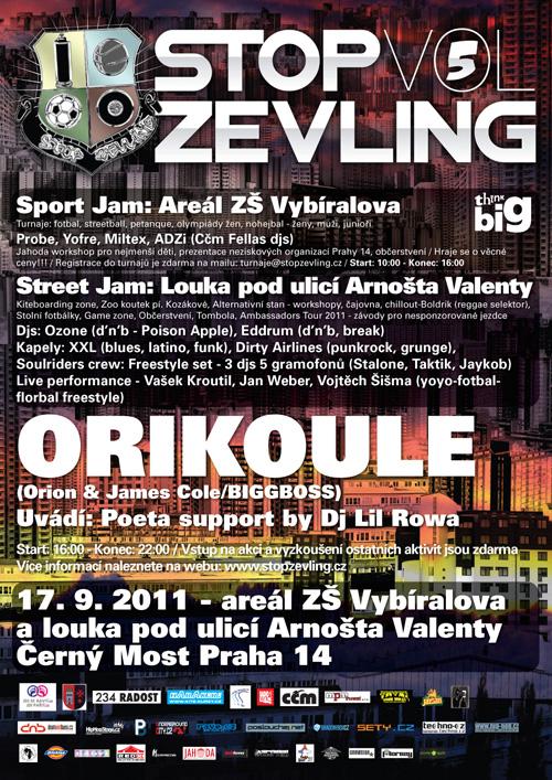 Stop Zevling 5