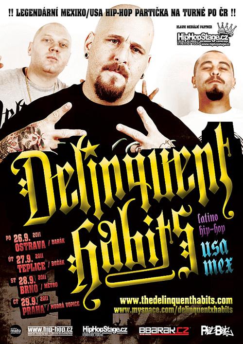 Delinquent Habits - Modrá Vopice (29.9.2011)