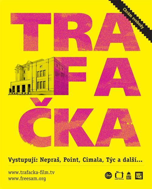 Trafačka - Chrám svobody - premiéra