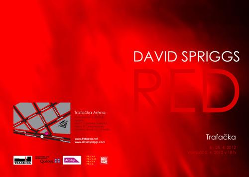David Spriggs - RED (2012)