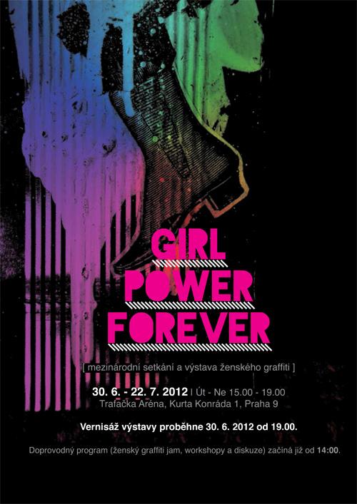 GIRL POWER FOREVER