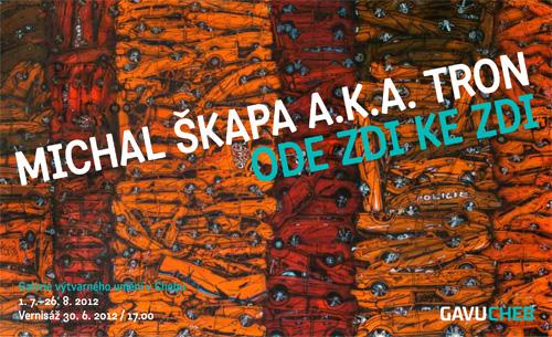 Michal Škapa a.k.a. TRON - Ode zdi ke zdi