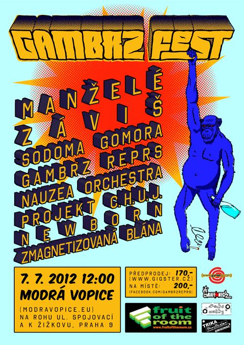 Gambrz Fest 2012