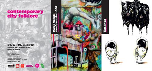 Contemporary City Folklore - Openmindz 360°, Sasanca