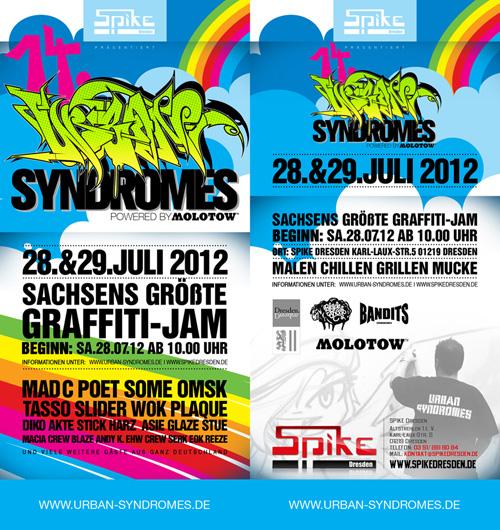 URBAN SYNDROMES #14 - Dresden (28.-29.7.2012)