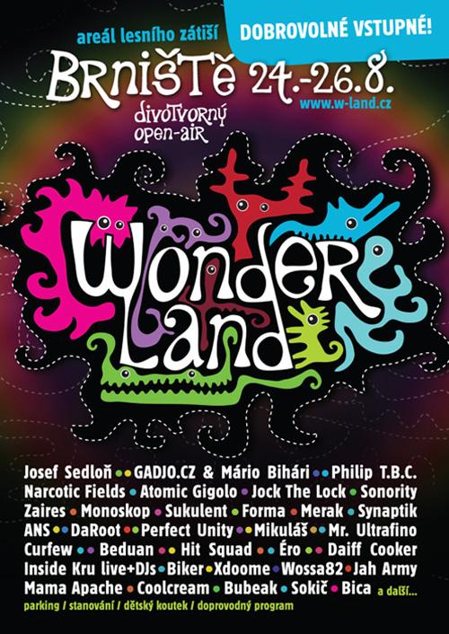 Wonderland 2012