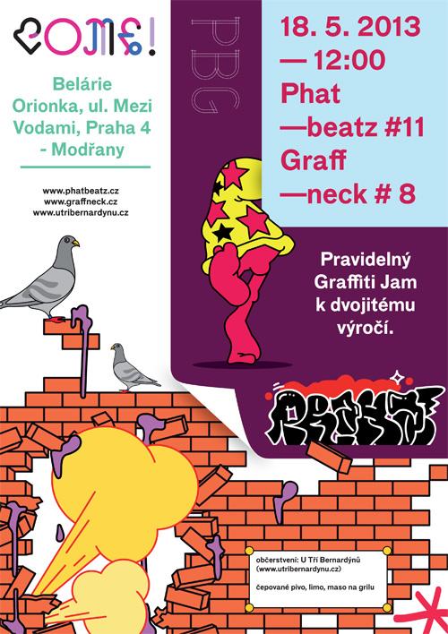 PHATBEATZ 11 & GRAFFNECK 8 JAM