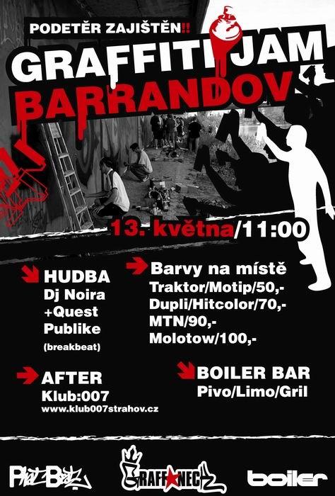 Barrandov Jam 2006