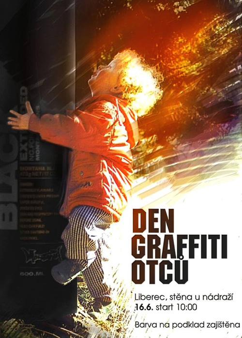 Den Graffiti Otců - Liberec