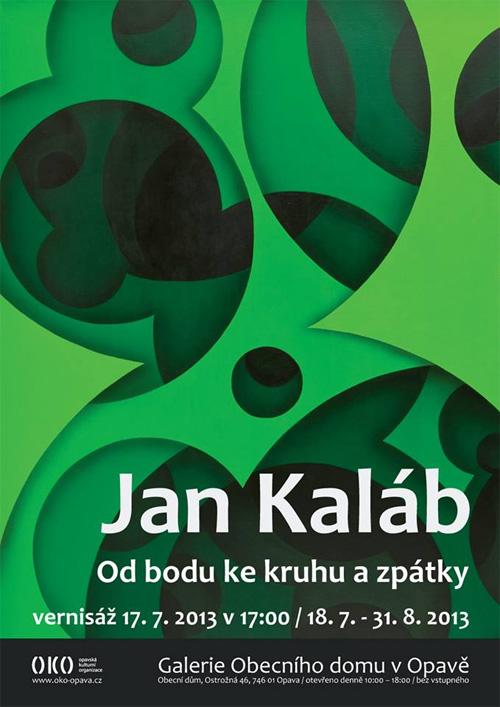 Jan Kaláb - Od bodu ke kruhu a zpátky
