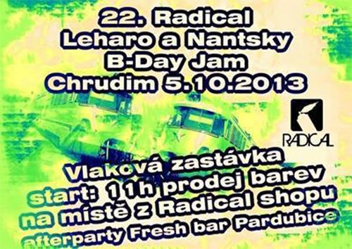 Radical Jam 22. - Chrudim