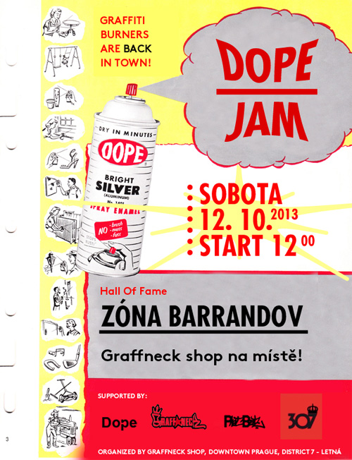 DOPE JAM 2013