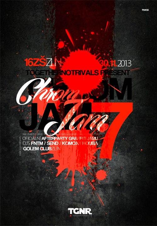 CHROM JAM 2013 - Zlín