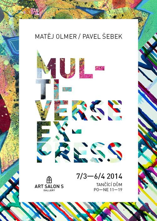 Matěj Olmer & Pavel Šebek - Multiverse Express