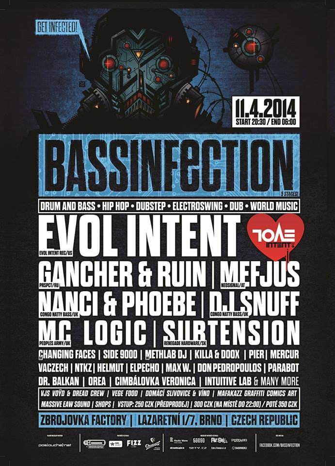 BASSINFECTION 2014