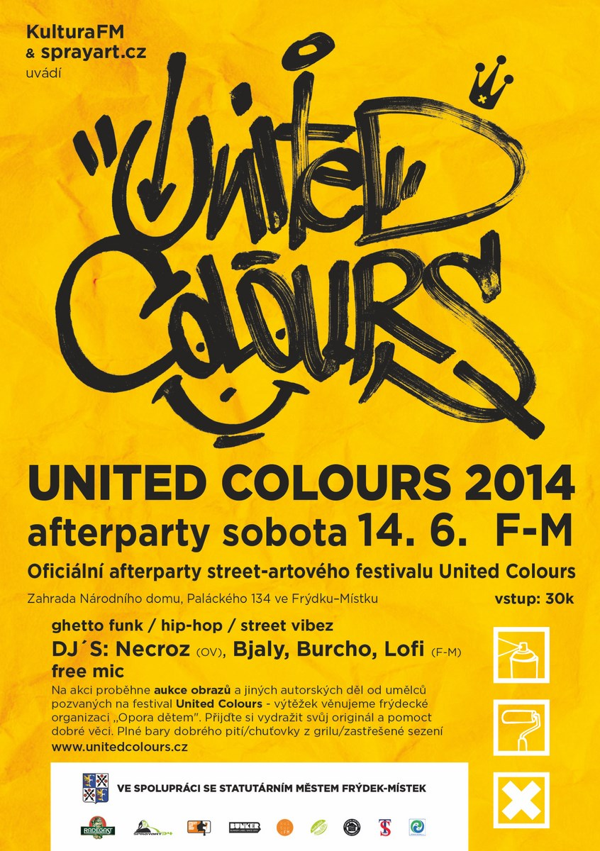 United Colours 2014