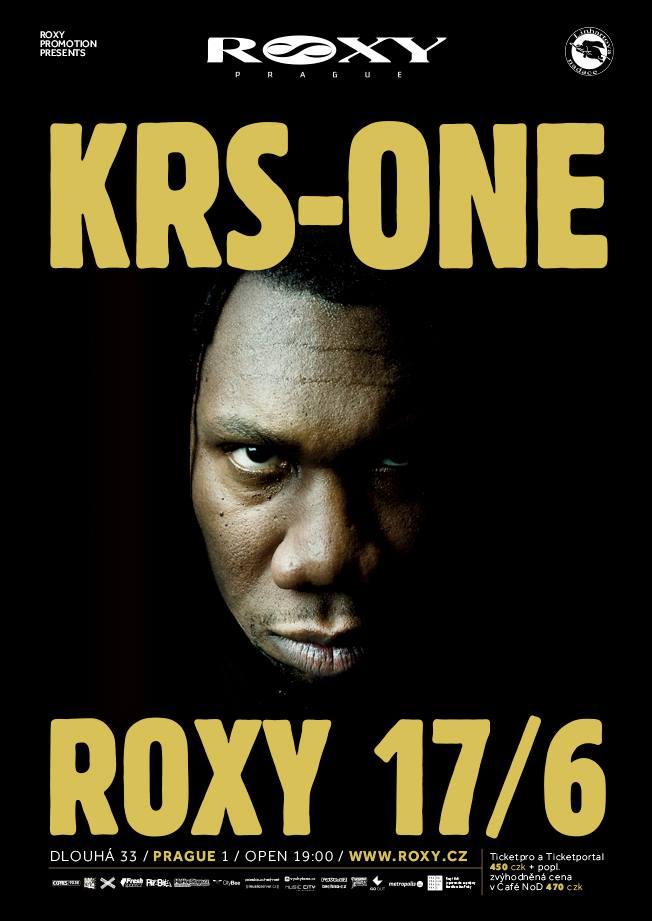 KRS-ONE Roxy