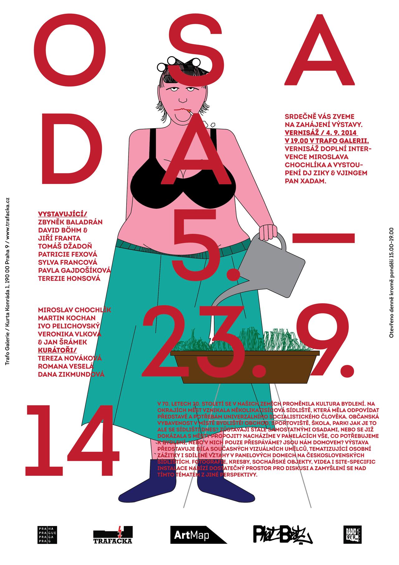 OSADA - Traffo Gallery