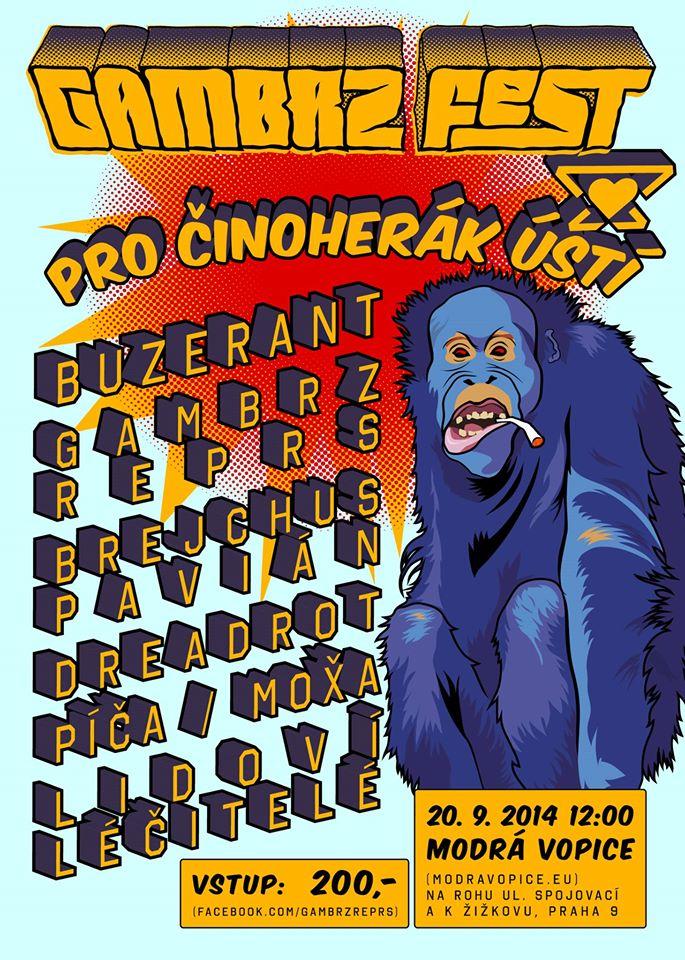 GAMBRZ FEST 2014