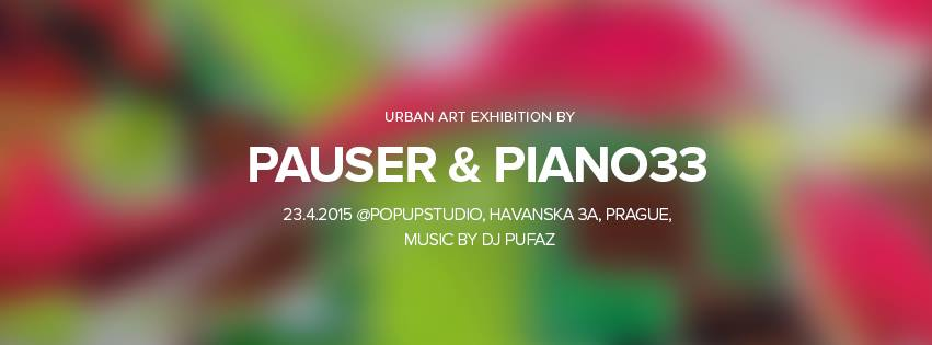 PAUSER & PIANO 33 - PopUpGallery