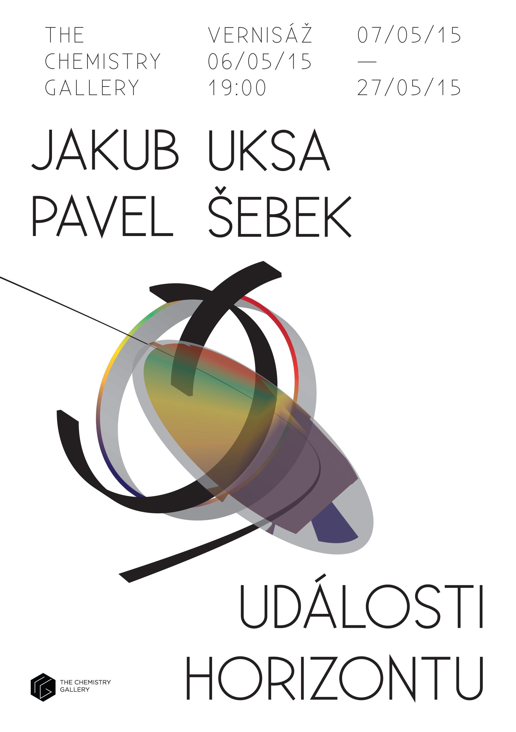 UDÁLOSTI HORIZONTU -  Jakub Uksa, Pavel Šebek