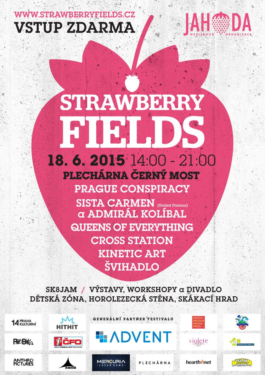 STRAWBERRY FIELDS 2015