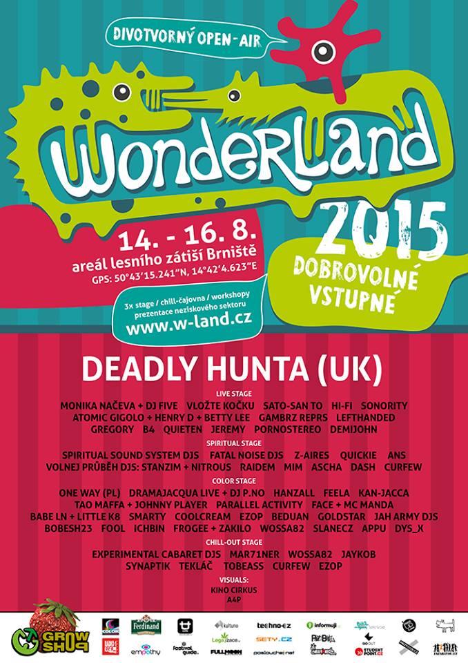 WONDERLAND 2015