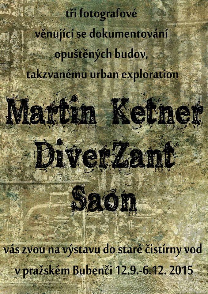 URBAN EXPLORATION: Saon, Martin Ketner, DiverZant
