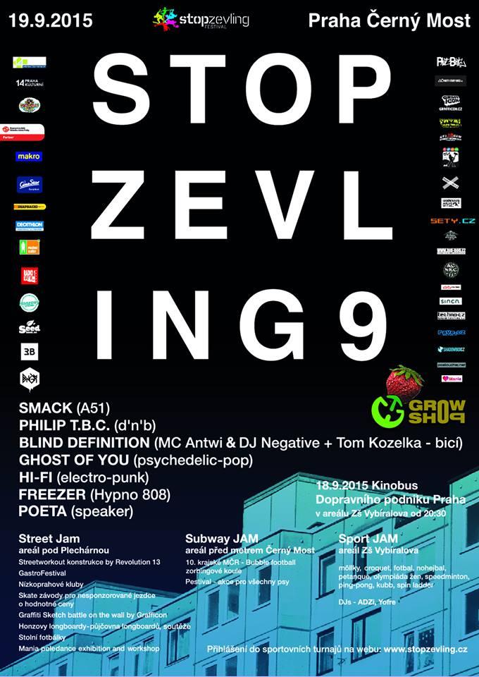 STOP ZEVLING 2015