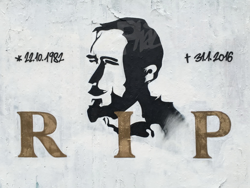 RIP Ondřej PIRAO Rygel (22. 10. 1982 - 31. 1. 2016