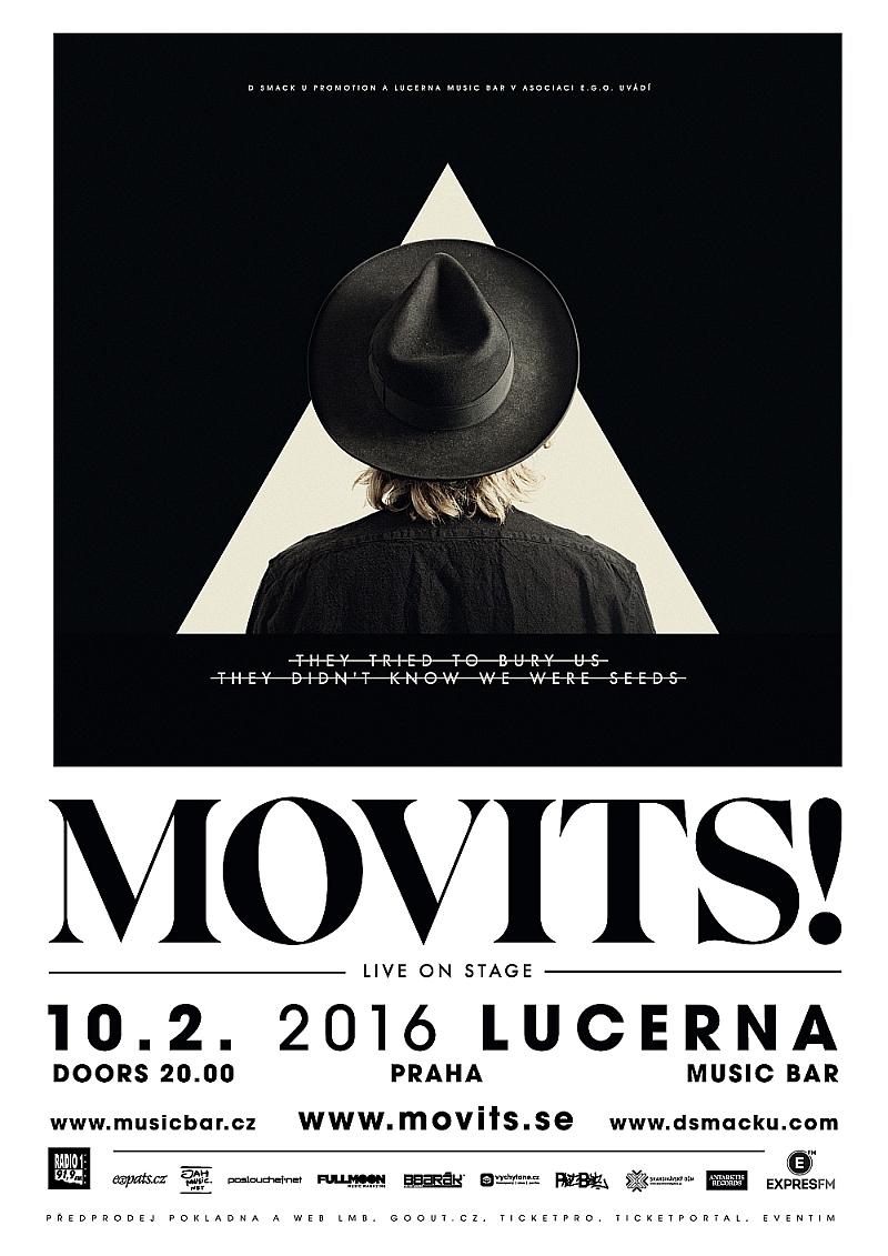 MOVITS - 10.2.2016 - LMB, Prague