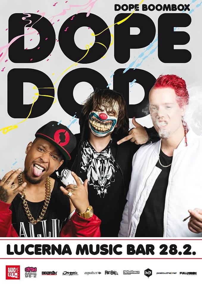 DOPE D.O.D. 2016