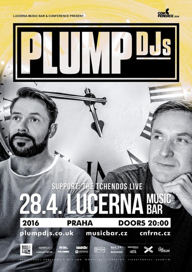 PLUMP DJs (UK), The Tchendos 2016 Prague