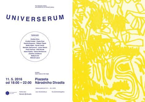 UNIVERSERUM - Piazzeta ND, Praha
