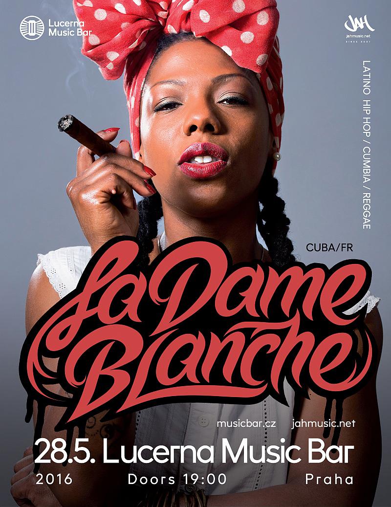 La Dame Blanche (CUBA/FR)