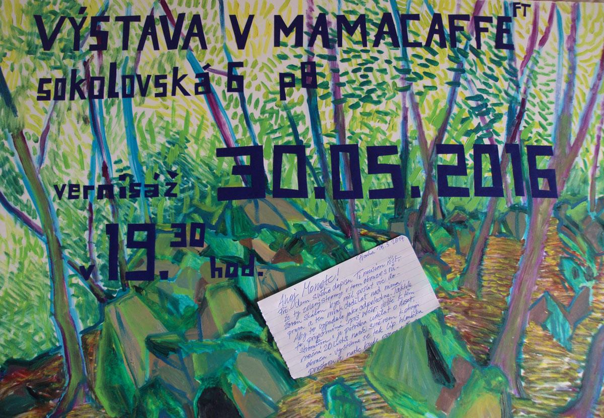 Filip Vrba - Mamacoffee Karlín, Praha
