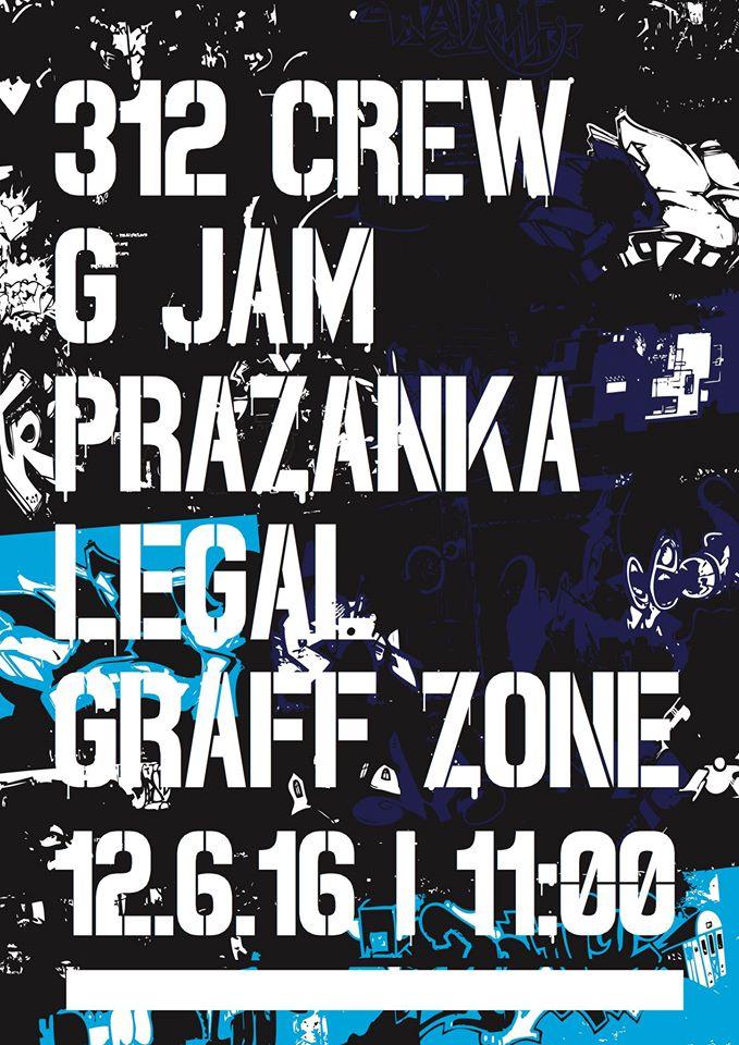 312 CREW GJAM 2016 - Pražanka, Kladno